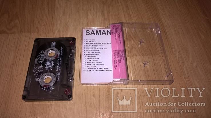 Samantha Fox (Greatest Hits) 1996. (MC). Кассета. Euro-Souz. Poland., фото №3