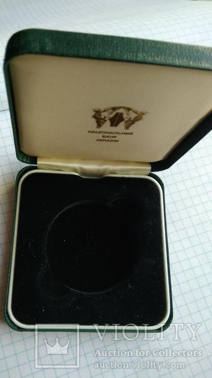 Футляр под пяти гривневую монету в капсуле, фото №2