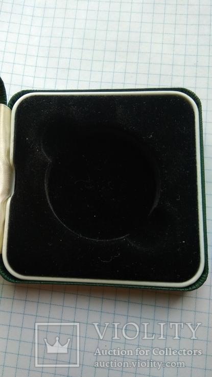 Футляр под пяти гривневую монету в капсуле, фото №3