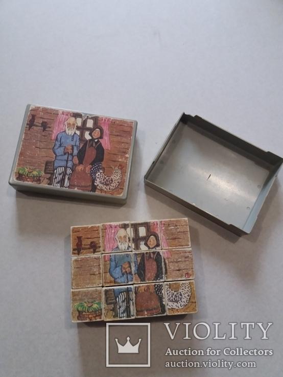 Игрушка кубики детские, фото №7