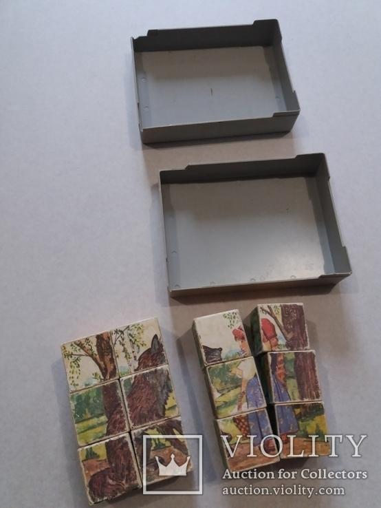 Игрушка кубики детские, фото №9