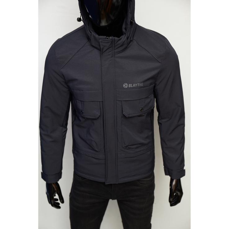 Куртка мужская демисезонная FR 9106-2 синяя
