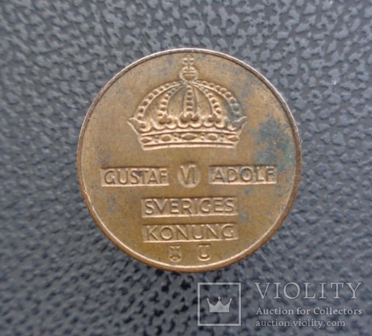 Швеция 2 эре 1967, фото №3