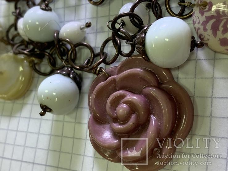 Винтажный браслет 43 грамма, фото №5
