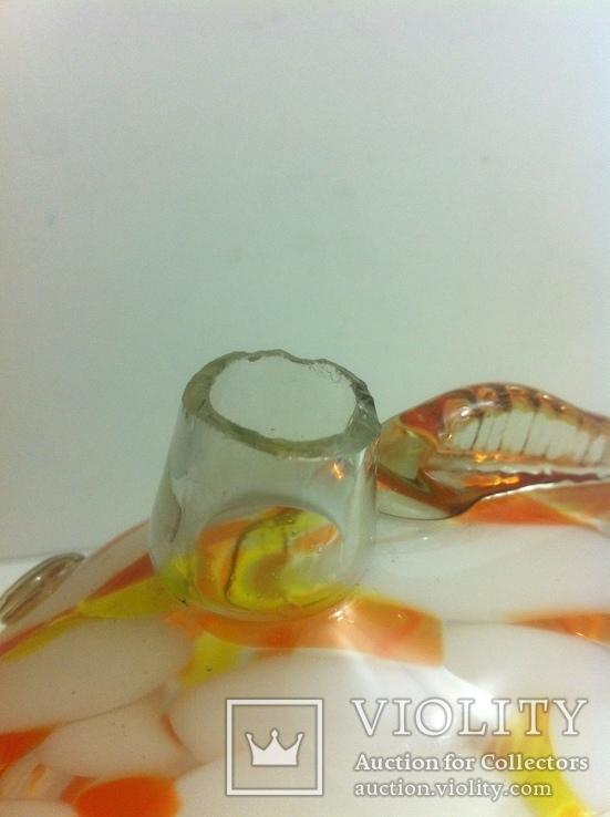 Фигурка Рыбка цветное стекло Бутылка, фото №7