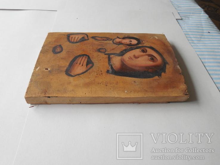 Икона Богородица, фото №6