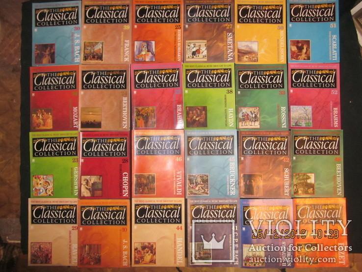 Альбомы известных композиторов. 66 шт.(бонус), фото №4