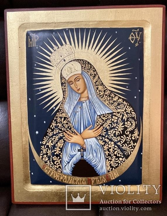 Икона «Остробрамская Божья Матерь», фото №2