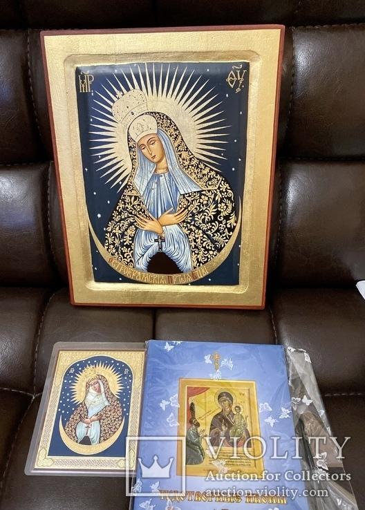 Икона «Остробрамская Божья Матерь», фото №11