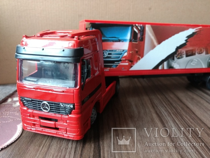 Mercedes Benz Actros 1857 New Ray, фото №2