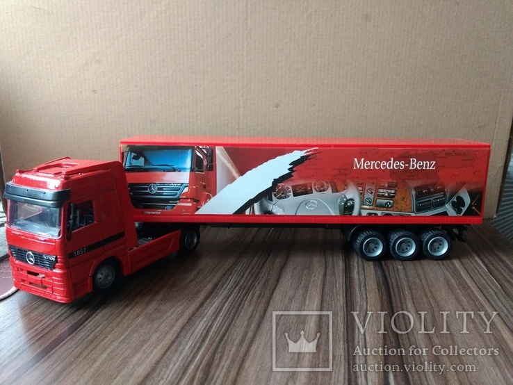 Mercedes Benz Actros 1857 New Ray, фото №7