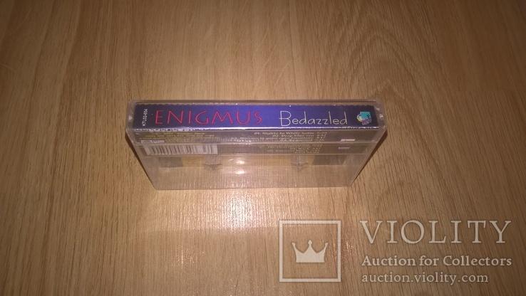 Enigmus (Bedazzled) 2002. (MC). Кассета. Franchising Records. Ukraine., фото №4