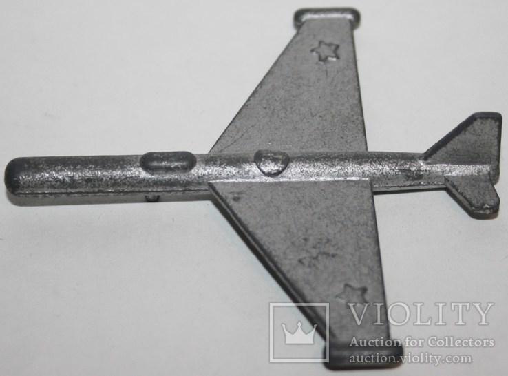 Оловянный самолет-бомбардировщик М-50 (БАЗ.,СССР), фото №2