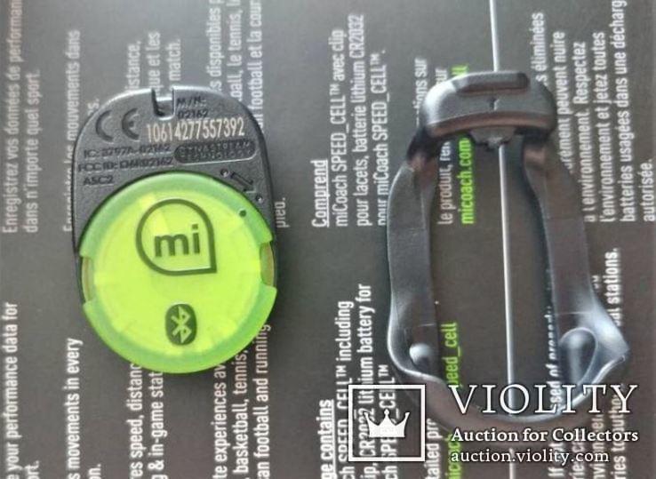 Мультитул Swiss+Tech Utili-Key 6-in-1 (ST66676ES) + Шагометр Adidas Speed Cell, фото №3