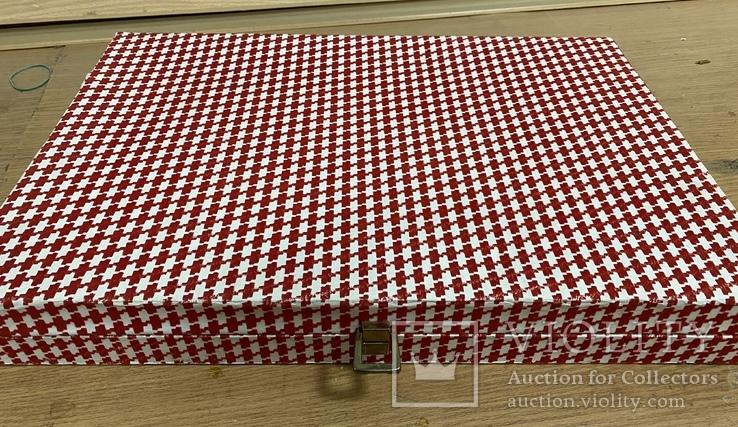 51 столовый прибор на 12 персон в оригинальной упаковке - Италия, фото №6