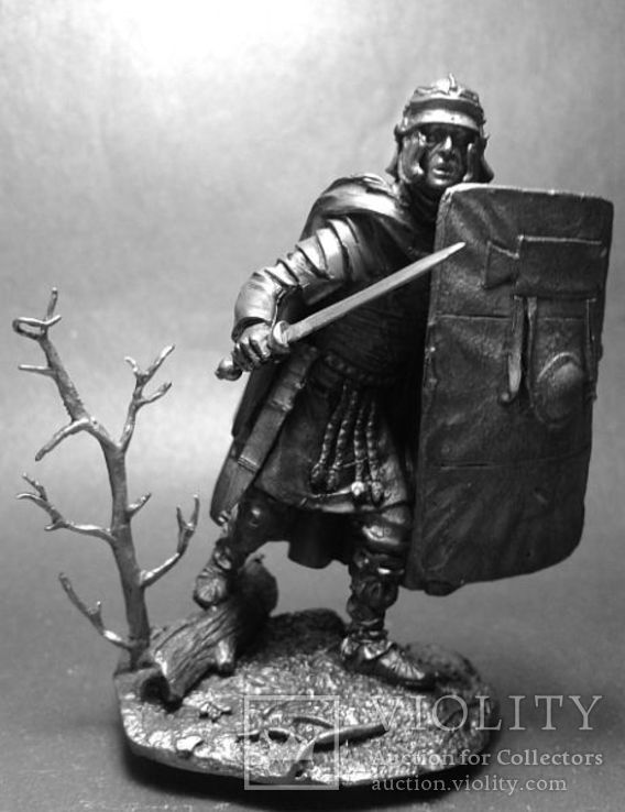 Рим. Легионер Legio XIX (Би́тва в Тевтобу́ргском Лесу́ , 9 год н.э), фото №2