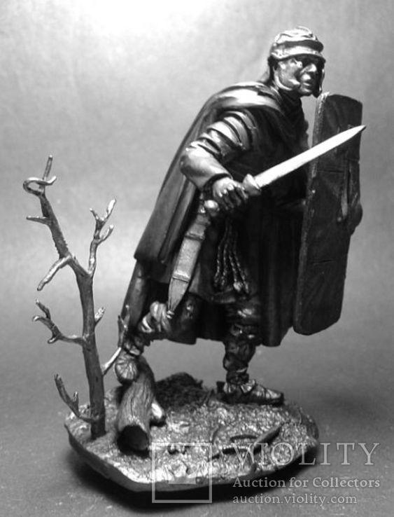 Рим. Легионер Legio XIX (Би́тва в Тевтобу́ргском Лесу́ , 9 год н.э), фото №3
