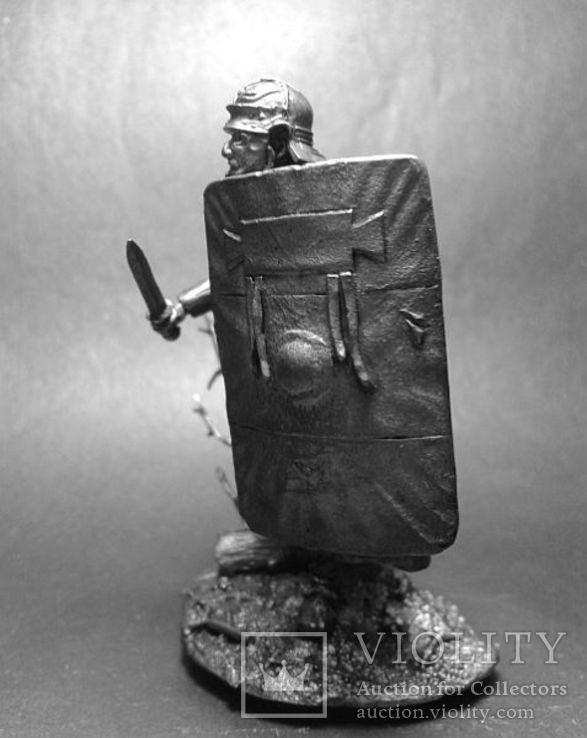 Рим. Легионер Legio XIX (Би́тва в Тевтобу́ргском Лесу́ , 9 год н.э), фото №4