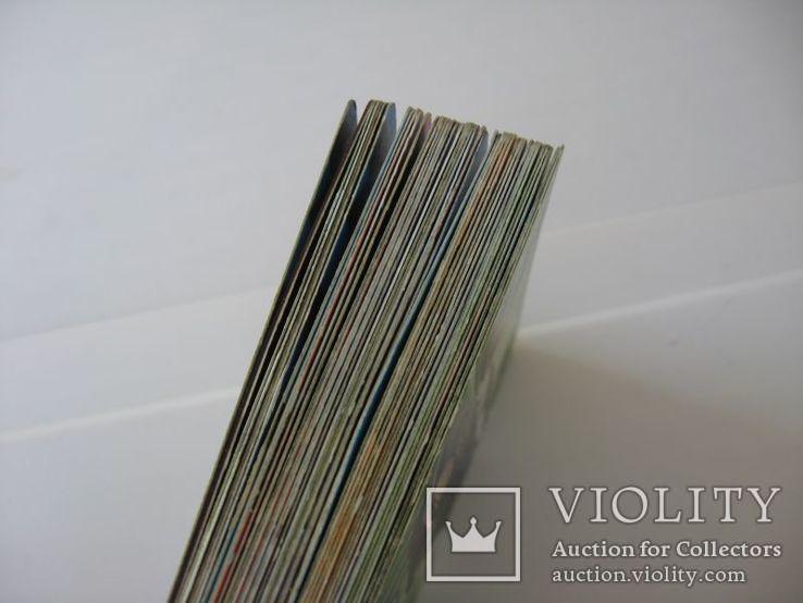 Карточки Супергонки 43 шт, фото №9