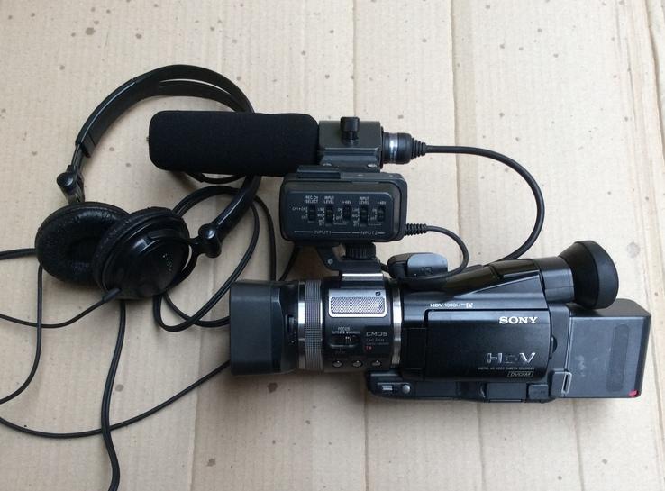 Камера Sony A1E