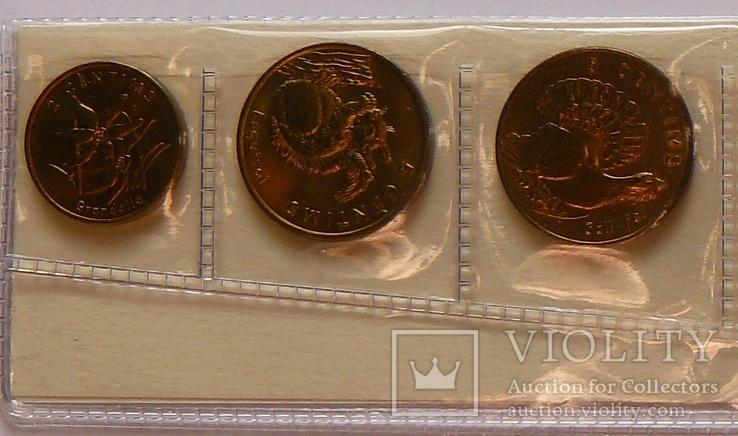 Набор монет Андорры, 7 монет, (2002 г.) UNC, фото №8