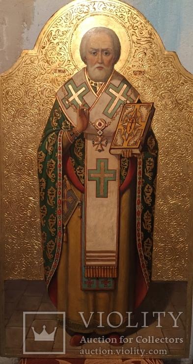 Икона Николай