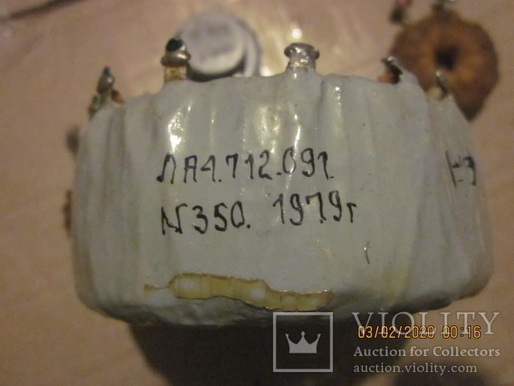 Трансформаторы и индуктивность для ВЧ., фото №6