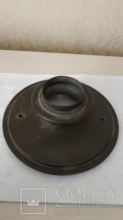 Крышка  Шемариных  под трубу  7.1 и 7.15 мм, фото №2