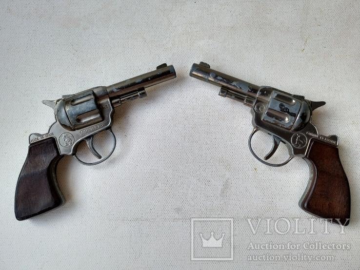 Револьверы №55 Conher Испания, фото №3