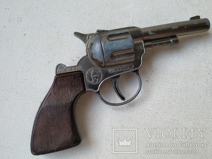 Револьверы №55 Conher Испания, фото №4