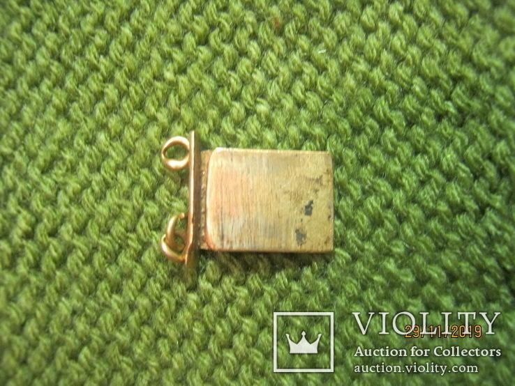 Частина ювелірної прикраси зі знаком ОРДЕНА ІЄЗУЇТІВ, фото №6