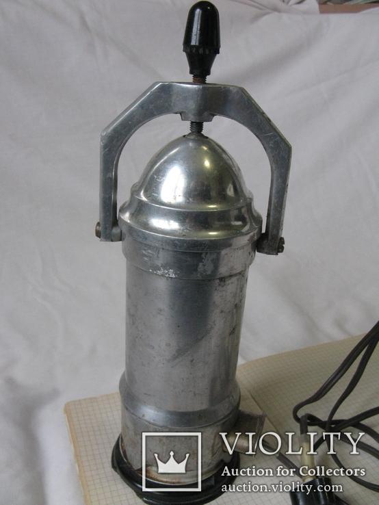 Электро-кофеварка, гейзерная (под реставрацию), фото №4