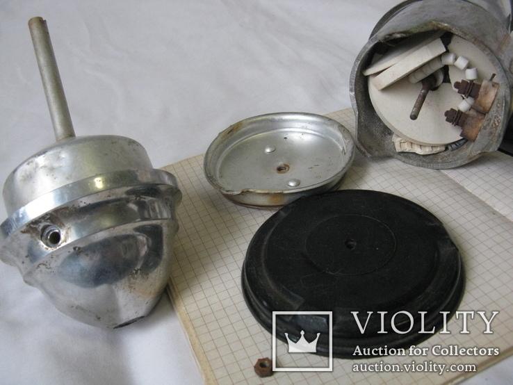 Электро-кофеварка, гейзерная (под реставрацию), фото №9