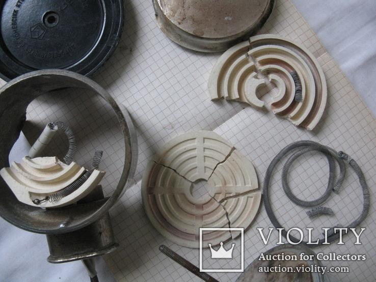 Электро-кофеварка, гейзерная (под реставрацию), фото №10