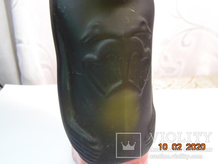 Бутылка Моаи с острова пасхи. 31 см. 0.7 L., фото №3