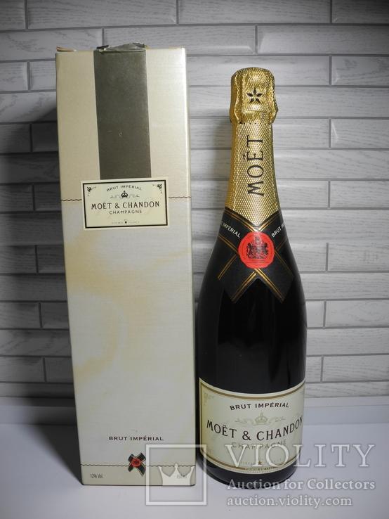Шампанское MOET s CHANDON Brut Imperial ( France ), фото №2