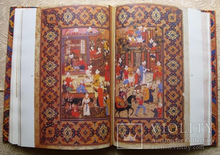 Миниатюры к произведениям Алишера Навои 15-19 вв., фото №7