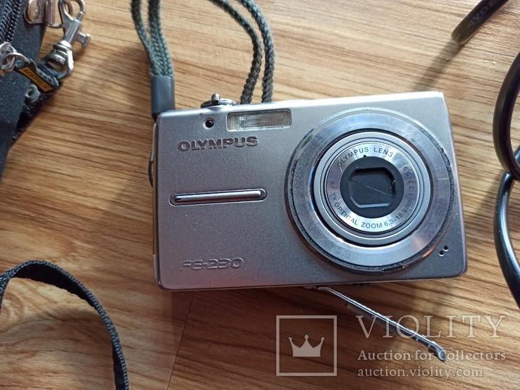 Фотоаппарат Olympus FE-230, фото №5
