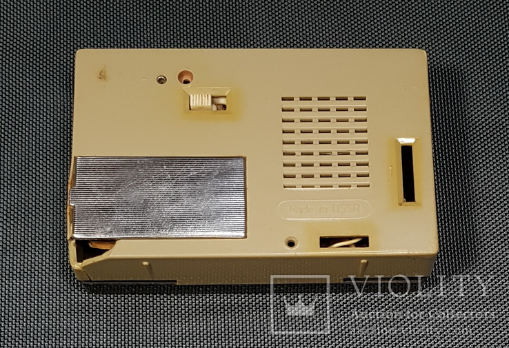 Приемник Сигнал 7 транзисторов, фото №4