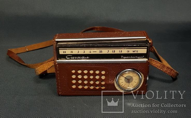 Приемник Сигнал 7 транзисторов, фото №13