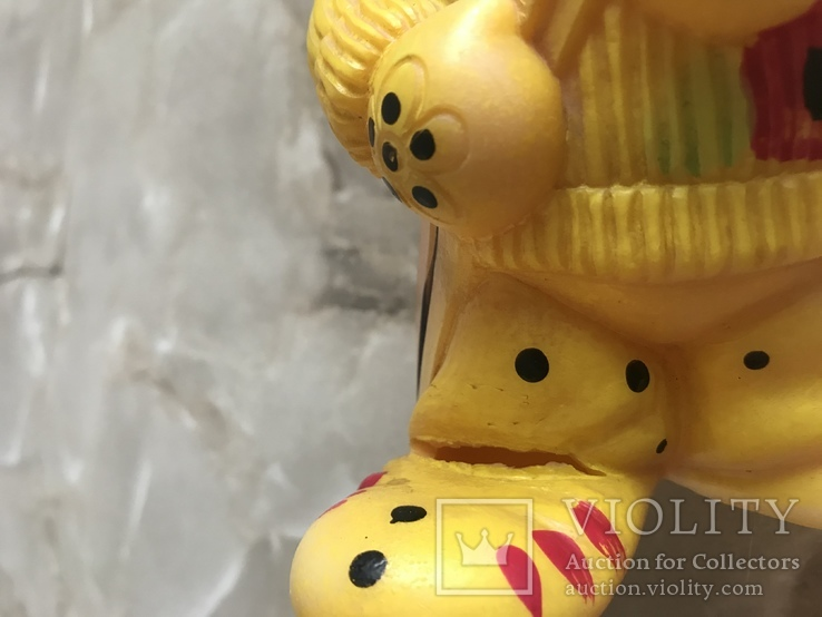 Резиновые игрушки СССР, фото №10