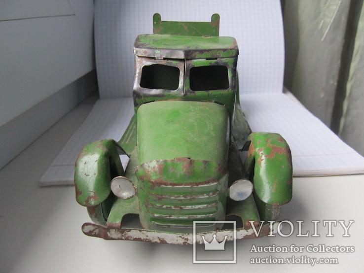 Жестяная машина., фото №3