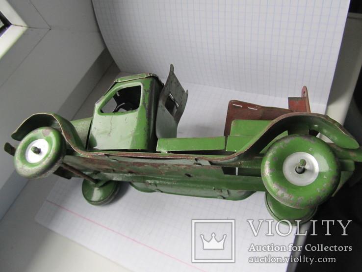 Жестяная машина., фото №7
