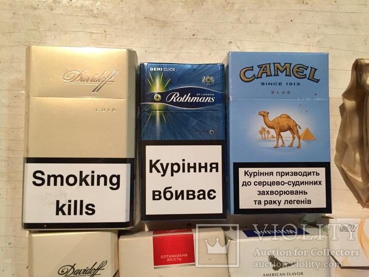 Сигареты, Табак Нептун и табак в банке., фото №3