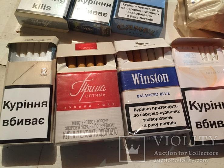 Сигареты, Табак Нептун и табак в банке., фото №8