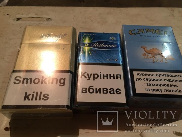 Сигареты, Табак Нептун и табак в банке., фото №9