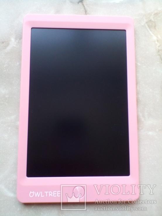 Планшет для рисования и заметок LCD Writing Tablet 8,5 дюймов, фото №4