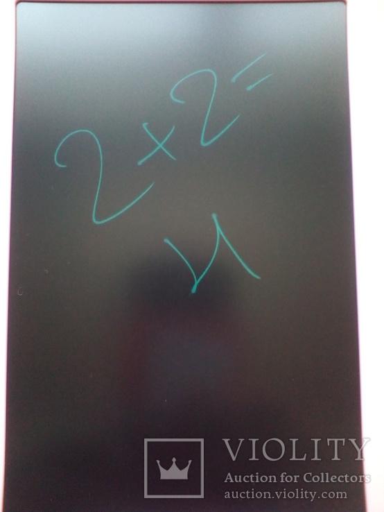 Планшет для рисования и заметок LCD Writing Tablet 8,5 дюймов, фото №5