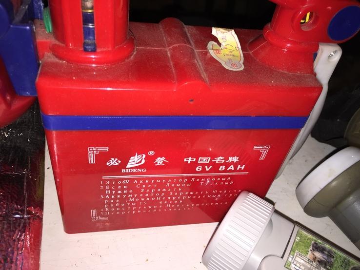 Уборка в гараже 2. Насос, Тиски, фонари...., фото №10