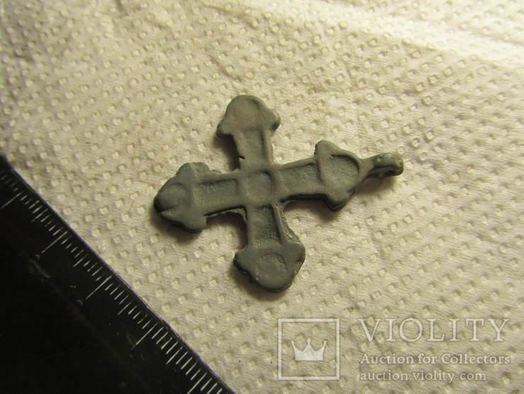 Крест подвеска, фото №3